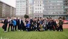 Санкт-Петербургский институт (филиал) ВГУЮ (РПА Минюста России) в Центре спорта