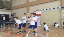 Фестиваль ВФСК ГТО в школе Газпром Санкт-Петербург продолжается