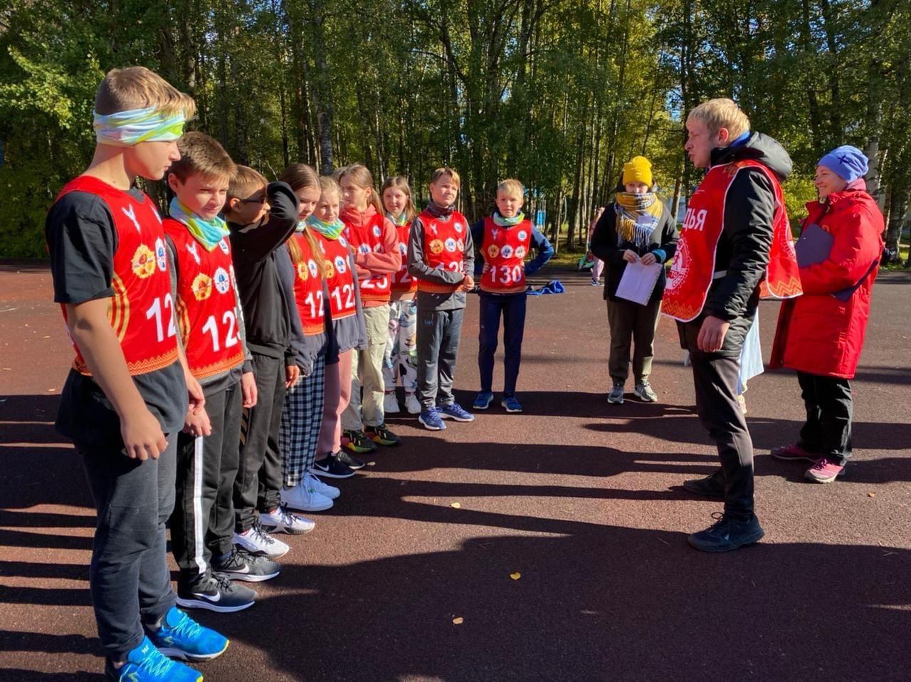 Слете школьных спортивных клубов