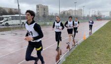 III этап Спартакиады СПб допризывной молодежи «Военно-прикладное многоборье»