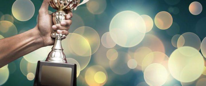Долгожданное награждение победителей и призеров онлайн — соревнований