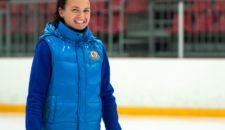 На наши вопросы ответила Мастер спорта по фигурному катанию, инструктор нашего Центра — Романова Кристина Владимировна.