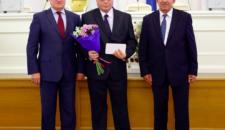 Поздравляем С Днем Рождения тренера по футболу ЦФКСиЗ ВО Андрея Владимировича Иванова!