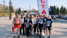 Соревнования по легкой атлетике Спартакиады пенсионеров Санкт-Петербурга