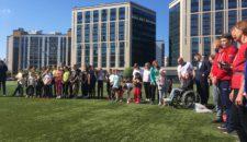 Спортивное лето с ГТО без границ