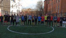 Футбольный турнир, посвящённый Дню труда