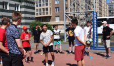 Спортивные эстафеты среди детей и подростков