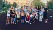 Соревнования для детей и подростков