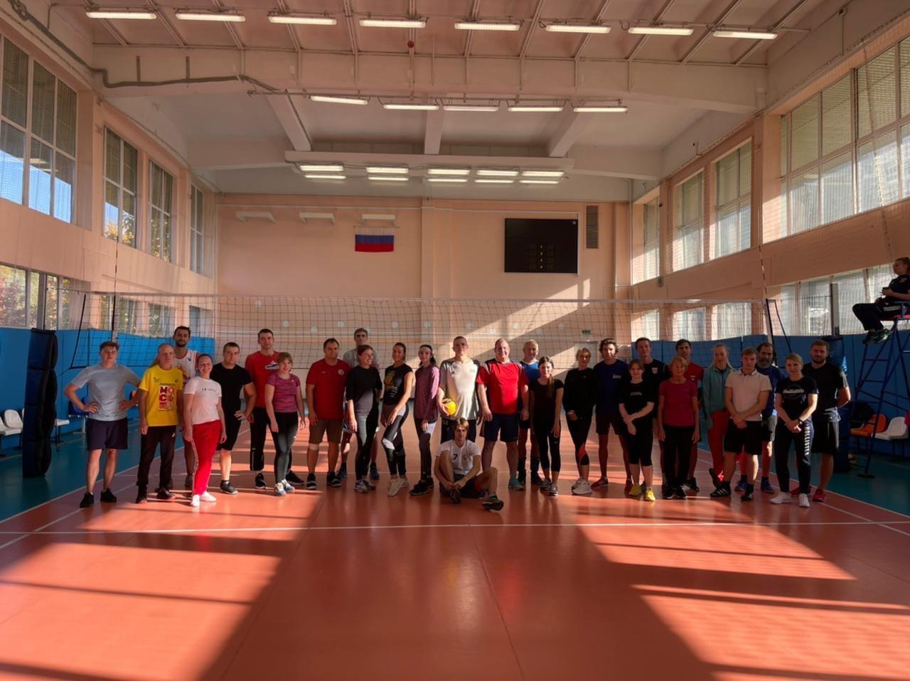 волейбол 2021, общее фото