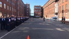 Соревнования по легкой атлетике среди военнослужащих