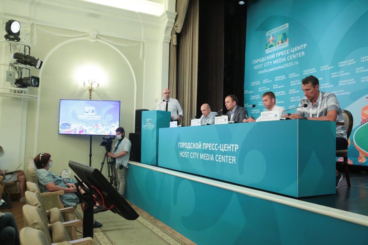 пресс-конференция, посвящённая популяризации ВФСК ГТО