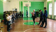 Школы Васильевского острова выполняют нормативы ГТО