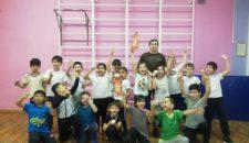 Спортивные эстафеты среди детей и подростков Василеостровского района!