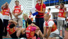ВФСК ГТО у сотрудников подведомственных учреждений Комитета по спорту Санкт-Петербурга.