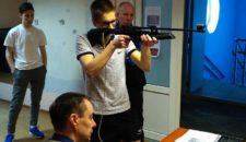 Соревнования по военно-спортивной стрельбе