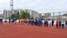 Василеостровский район отметил XXVIII Всероссийский олимпийский день