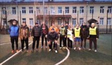 Рождественский турнир по зимнему футболу 🏃♂⚽