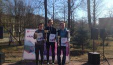 Цент спорта среди лучших в пробеге «Василеостровская миля»