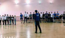 ГТО спортивной школы-интерната 576