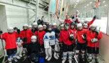 Награждение воспитанников хоккейной секции Центра Спорта 2010 г.р.