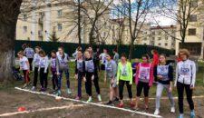 Студенты и сотрудники СПбГУ сдали норматив ВФСК ГТО по бегу