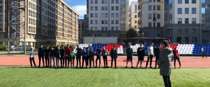 Спортивный праздник, посвящённый Дню Победы в Великой Отечественной войне