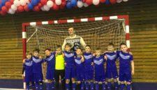 Поздравляем ФК «Нева» 2011 с дебютом в официальных соревнованиях!