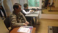 Открытые соревнования по стрельбе из электронного оружия