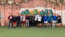 7 апреля состоялся турнир по мини-футболу среди жителей Василеостровского района