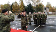 Торжественное награждение военнослужащих учебного центра подготовки морской пехоты ВМФ 🇷🇺