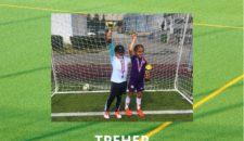 Набор девочек в футбольную секцию ФК «Нева»