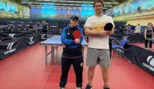 В ГБУ СШОР «Комета» прошли соревнования по настольному теннису среди инвалидов и лиц с ограниченными возможностями здоровья. 🏓