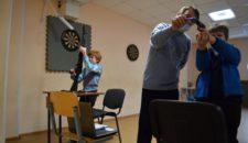 Соревнования по стрельбе из электронного оружия, посвященные выводу войск из Афганистана