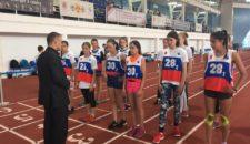 Сборная команда Василеостровского района заняла 4 место на Летнем фестивале ВФСК ГТО!