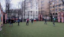 Рождественский турнир по мини-футболу.
