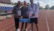 Соревнования XII Спартакиады среди инвалидов и лиц с ограниченными возможностями здоровья по легкой атлетике