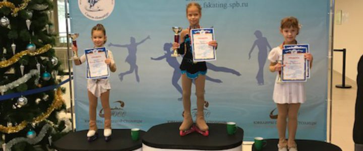 Шарапова Валерия заняла 2 место в III юношеском разряде 🥈