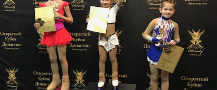 Шарапова Валерия заняла 1 место в III юношеском разряде!