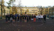 Турнир по мини-футболу среди жителей Василеостровского района⚽