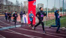 Победа на легкоатлетическом пробеге «Гатчина — Пушкин»!