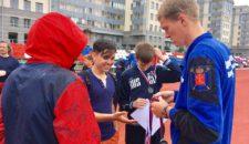 День ВМФ в Центре спорта на Васильевском!