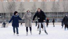 17 января состоялись спортивные эстафеты среди детей и подростков❄