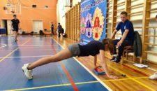 Студенты СПбГУ выполнили нормативы ВФСК ГТО