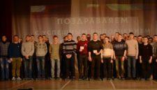 В Центре творческого развития и гуманитарного образования детей на Васильевском острове состоялась торжественная церемония награждения участников комплекса ГТО знаками отличия