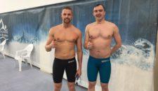 Соревнования по плаванию в рамках Спартакиады трудовых коллективов Санкт-Петербурга