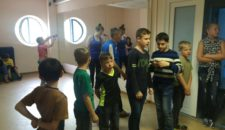 Соревнования по стрельбе из электронного оружия (ПМ) среди детей и подростков