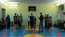 Веселые старты среди детей и подростков на призы Европейской ассоциации развития спорта