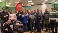 22 января центр тестирования ГТО Василеостровского района провёл церемонию торжественного награждения удостоверениями и знаками отличия ВФСК ГТО сотрудников Балтийского Завода.