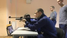 ВФСК ГТО у военнослужащих в/ч 56529-2 Объединенного учебного центра ВМФ