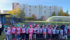 Легкоатлетический комплекс ВФСК ГТО у воспитанников дошкольных образовательных учреждений